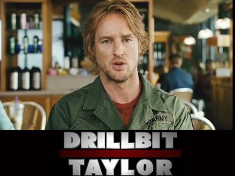 """Drillbit Taylor"" Movie Review | GOATMILK: An intellectual ...  Drillbit"