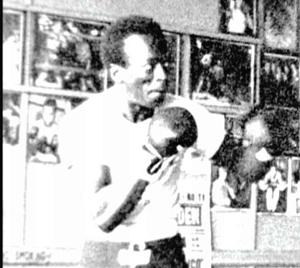 Miles Sparring