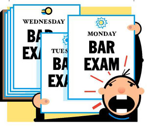 Wajahat Ali's NO B S  Guide to The Bar Exam: Or, How I