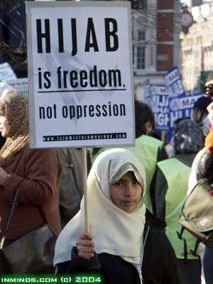 Hijab IS Freedom!