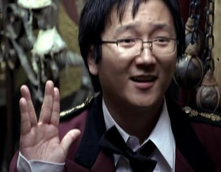 Opinion, this asian guy from heroes